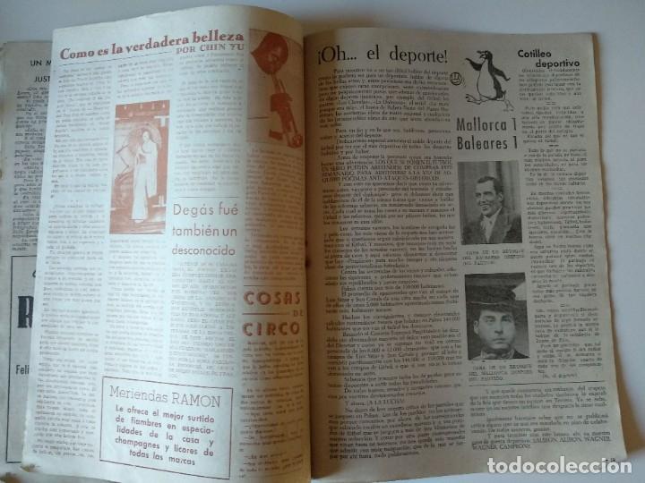 Coleccionismo de Revistas y Periódicos: REVISTA PINGÜINOS Nº1 1956 JOSE TOUS BARBERAN PEP DE TOTS FUNDADOR ULTIMA HORA MALLORCA, UNICA. - Foto 10 - 178169323