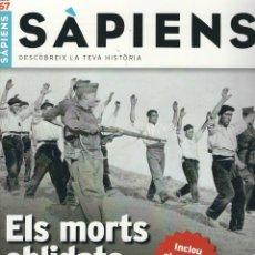 Coleccionismo de Revistas y Periódicos: REVISTA SAPIENS N. 67. MAIG 2008. Lote 178216307