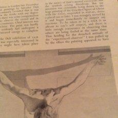 Coleccionismo de Revistas y Periódicos: DALI 1952 SCOTTISH ART REVIEW. Lote 178244558