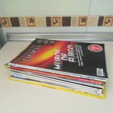 Coleccionismo de Revistas y Periódicos: LOTE DE 11 REVISTAS DE TEMAS VARIADOS.. Lote 178277586
