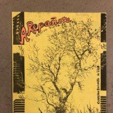Coleccionismo de Revistas y Periódicos: A REPAÑOTA N° 2 (VIGO 1983). HISTÓRICO FANZINE ORIGINAL DE COLECTIVO ECOLOGISTA DE VIGO.. Lote 178287241