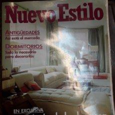 Coleccionismo de Revistas y Periódicos: NUEVO ESTILO REVISTA N 260. Lote 178295928
