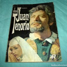 Coleccionismo de Revistas y Periódicos: FOTO TEATRO 1 - DON JUAN TENORIO. EDITORIAL ROLLAN 1968. FOTO NOVELA FOTONOVELA 260 PGS.. Lote 178312323