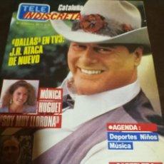 Coleccionismo de Revistas y Periódicos: TELE INDISCRETA CATALUÑA Nº 5. Lote 195552213