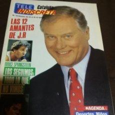 Coleccionismo de Revistas y Periódicos: TELE INDISCRETA CATALUÑA Nº 15. Lote 195552171