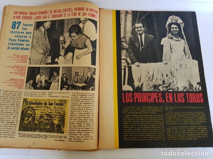 Coleccionismo de Revistas y Periódicos: El Ruedo - Lote nºs sueltos del año 1944 (ver en descripción) - Foto 2 - 178339800