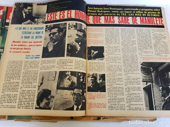 Coleccionismo de Revistas y Periódicos: El Ruedo - Lote nºs sueltos del año 1944 (ver en descripción) - Foto 3 - 178339800