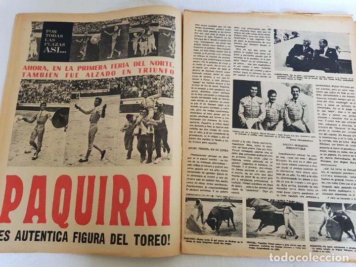 Coleccionismo de Revistas y Periódicos: El Ruedo - Lote nºs sueltos del año 1944 (ver en descripción) - Foto 4 - 178339800