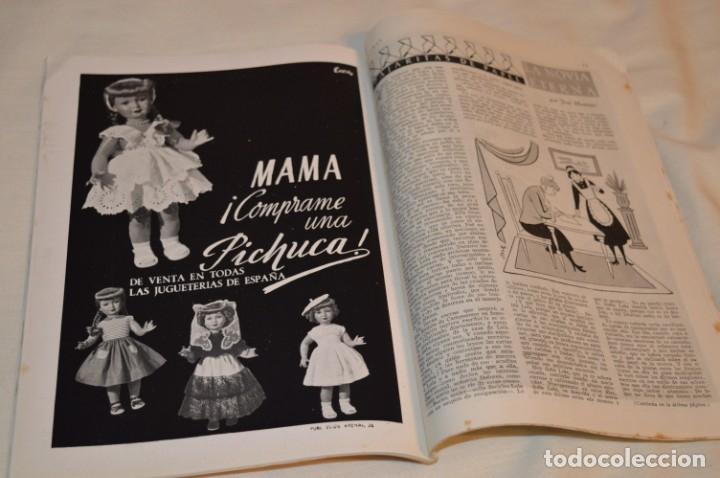 Coleccionismo de Revistas y Periódicos: Año 1952, lote de 4 revistas LETRAS, revista del hogar, SEPT/OCTUB/NOVIEN/DICIEN - ¡HAZ OFERTA! - Foto 3 - 178610942