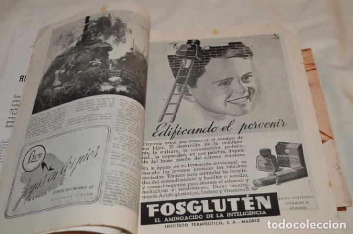 Coleccionismo de Revistas y Periódicos: Año 1952, lote de 4 revistas LETRAS, revista del hogar, SEPT/OCTUB/NOVIEN/DICIEN - ¡HAZ OFERTA! - Foto 4 - 178610942