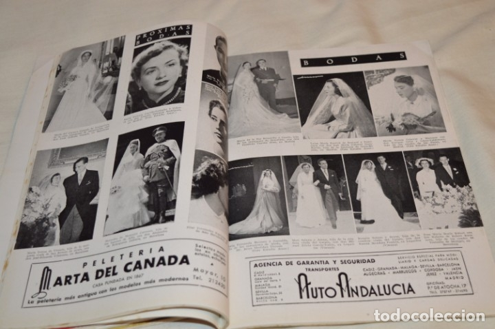 Coleccionismo de Revistas y Periódicos: Año 1952, lote de 4 revistas LETRAS, revista del hogar, SEPT/OCTUB/NOVIEN/DICIEN - ¡HAZ OFERTA! - Foto 6 - 178610942