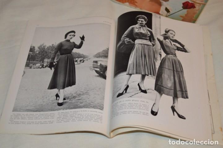 Coleccionismo de Revistas y Periódicos: Año 1952, lote de 4 revistas LETRAS, revista del hogar, SEPT/OCTUB/NOVIEN/DICIEN - ¡HAZ OFERTA! - Foto 7 - 178610942