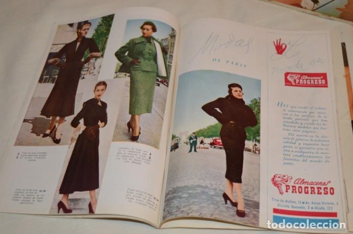 Coleccionismo de Revistas y Periódicos: Año 1952, lote de 4 revistas LETRAS, revista del hogar, SEPT/OCTUB/NOVIEN/DICIEN - ¡HAZ OFERTA! - Foto 9 - 178610942