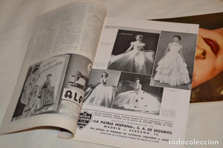 Coleccionismo de Revistas y Periódicos: Año 1952, lote de 4 revistas LETRAS, revista del hogar, SEPT/OCTUB/NOVIEN/DICIEN - ¡HAZ OFERTA! - Foto 10 - 178610942