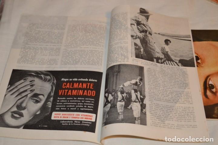 Coleccionismo de Revistas y Periódicos: Año 1952, lote de 4 revistas LETRAS, revista del hogar, SEPT/OCTUB/NOVIEN/DICIEN - ¡HAZ OFERTA! - Foto 11 - 178610942