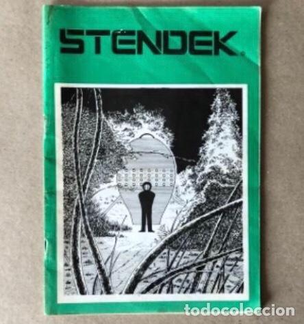 Coleccionismo de Revistas y Periódicos: STENDEK, SERVICIO INFORMATIVO C.E.I. - LOTE DE 6 REVISTAS - N° 37, 38, 40, 41, 42 y 45. - Foto 2 - 178628652