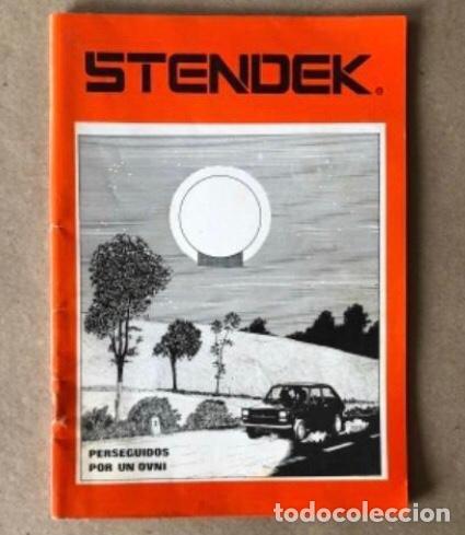 Coleccionismo de Revistas y Periódicos: STENDEK, SERVICIO INFORMATIVO C.E.I. - LOTE DE 6 REVISTAS - N° 37, 38, 40, 41, 42 y 45. - Foto 6 - 178628652
