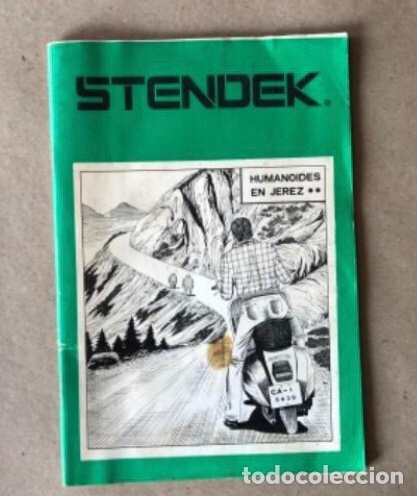 Coleccionismo de Revistas y Periódicos: STENDEK, SERVICIO INFORMATIVO C.E.I. - LOTE DE 6 REVISTAS - N° 37, 38, 40, 41, 42 y 45. - Foto 11 - 178628652