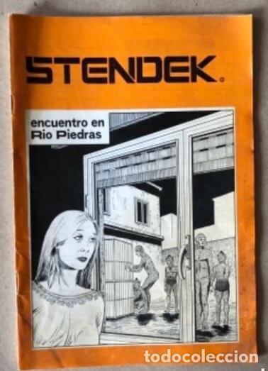 Coleccionismo de Revistas y Periódicos: STENDEK, SERVICIO INFORMATIVO C.E.I. - LOTE DE 6 REVISTAS - N° 37, 38, 40, 41, 42 y 45. - Foto 15 - 178628652