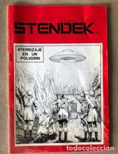 Coleccionismo de Revistas y Periódicos: STENDEK, SERVICIO INFORMATIVO C.E.I. - LOTE DE 6 REVISTAS - N° 37, 38, 40, 41, 42 y 45. - Foto 19 - 178628652