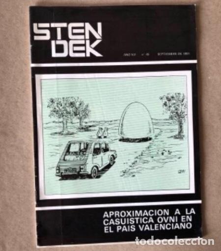 Coleccionismo de Revistas y Periódicos: STENDEK, SERVICIO INFORMATIVO C.E.I. - LOTE DE 6 REVISTAS - N° 37, 38, 40, 41, 42 y 45. - Foto 22 - 178628652