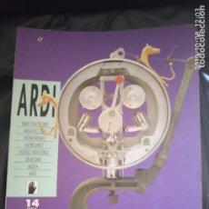 Coleccionismo de Revistas y Periódicos: ARDI N 14. Lote 178654757