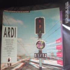 Coleccionismo de Revistas y Periódicos: ARDI N 15. Lote 178655053