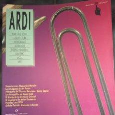 Coleccionismo de Revistas y Periódicos: ARDI N 20. Lote 178657556