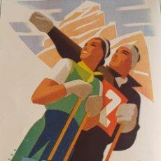 Coleccionismo de Revistas y Periódicos: REVISTA ART DECÓ GEBRAUCHSGRAPHIK INTERNATIONAL ADVERTISING ART. CON PUBLICIDAD Y CARTELES 1942. Lote 178669873