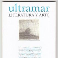 Coleccionismo de Revistas y Periódicos: REVISTA ULTRAMAR LITERATURA Y ARTE Nº 3 SANTANDER 1999. Lote 178716558