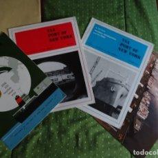 Coleccionismo de Revistas y Periódicos: VIA PORT OF NEW YORK, 4 REVISTAS, 1965 A 1967. Lote 178727842