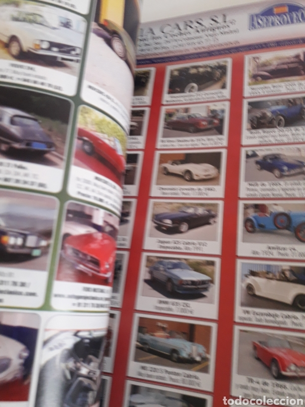 Coleccionismo de Revistas y Periódicos: Revista auto foto n 137 2008 - Foto 3 - 178755731