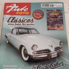 Coleccionismo de Revistas y Periódicos: REVISTA AUTO FOTO N 137 2008. Lote 178755731