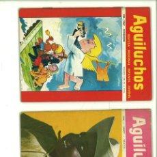 Coleccionismo de Revistas y Periódicos: AGUILUCHOS. 5 NÚMEROS. 1967. Lote 178762278