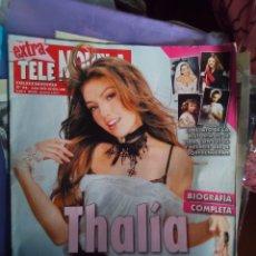 Coleccionismo de Revistas y Periódicos: REVISTA EXTRA TELENOVELA THALIA AÑO 2003 Nº 24 DEDICADA A LA ARTISTA, INCLUYE BIOGRAFÍA. Lote 178762485