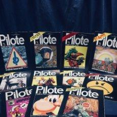 Coleccionismo de Revistas y Periódicos: LOTE 11 REVISTAS PILOTE . Lote 178788450