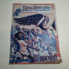 Coleccionismo de Revistas y Periódicos: REVISTA ANALES DE LA OBRA MISIONAL PONTÍFICA DE LA SANTA INFANCIA, 1960--NIÑAS MORA DE EBRO- VER. Lote 178853377