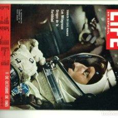 Coleccionismo de Revistas y Periódicos: LIFE EN ESPAÑOL. 11 DE OCTUBRE DE 1965. VOL. 26 Nº 8. Lote 178857901