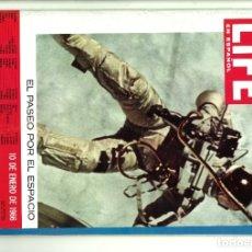 Coleccionismo de Revistas y Periódicos: LIFE EN ESPAÑOL. 10 DE ENERO DE 1966. VOL. 27 Nº 1. Lote 178858487