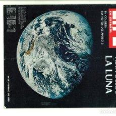 Coleccionismo de Revistas y Periódicos: LIFE EN ESPAÑOL. 10 DE FEBRERO DE 1969. VOL. 33 Nº 3. Lote 178876000