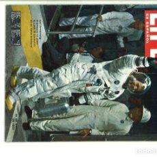 Coleccionismo de Revistas y Periódicos: LIFE EN ESPAÑOL. 25 DE AGOSTO DE 1969. VOL. 34 Nº 4. Lote 178876747