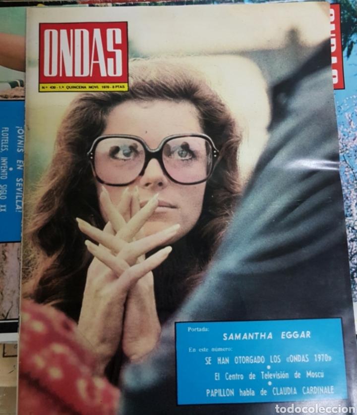 Coleccionismo de Revistas y Periódicos: Lote antiguas revistas - Foto 3 - 178880802