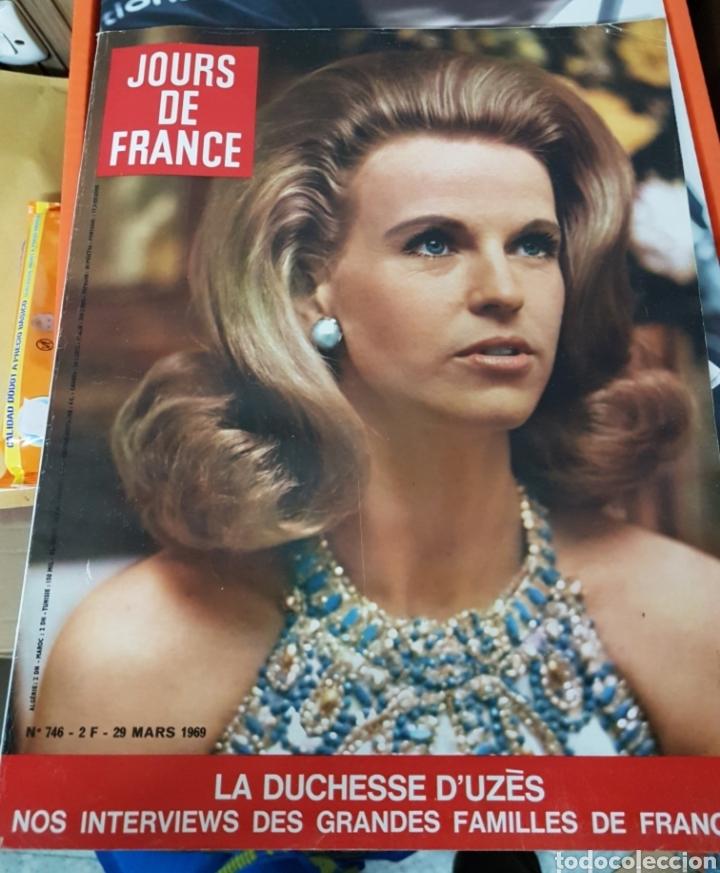 Coleccionismo de Revistas y Periódicos: Lote antiguas revistas - Foto 5 - 178880802