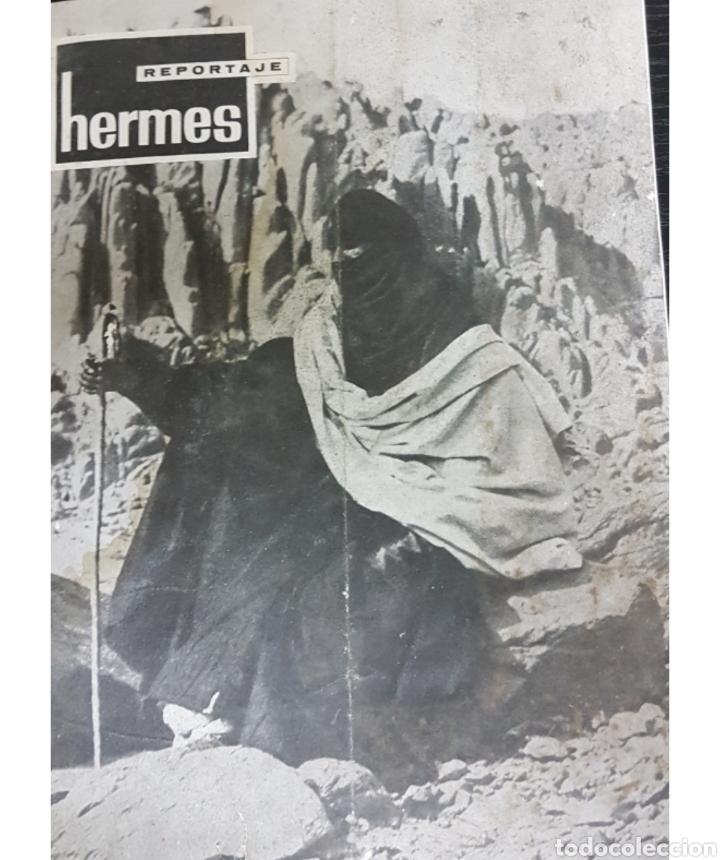 Coleccionismo de Revistas y Periódicos: Lote antiguas revistas - Foto 8 - 178880802