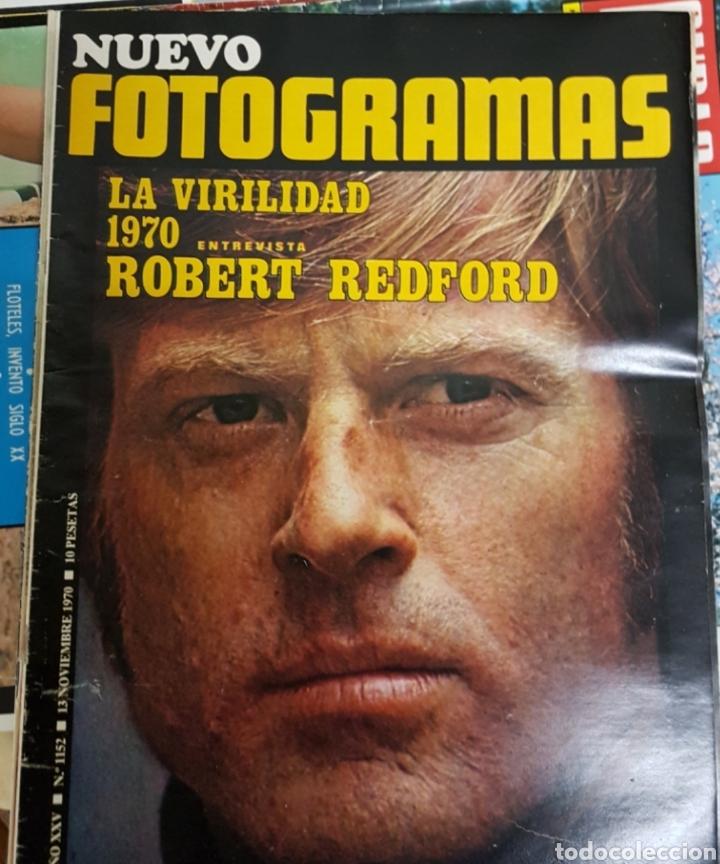 LOTE ANTIGUAS REVISTAS (Coleccionismo - Revistas y Periódicos Modernos (a partir de 1.940) - Otros)