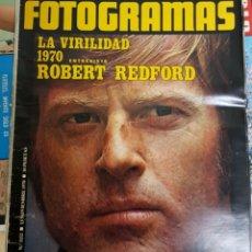 Coleccionismo de Revistas y Periódicos: LOTE ANTIGUAS REVISTAS. Lote 178880802