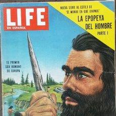 Coleccionismo de Revistas y Periódicos: 1955 LIFE ESPAÑOL LA GUERRA FRIA CONFERENCIA DE POSTDAM LA EPOPEYA DEL HOMBRE GAMAL ABDEL NASSER. Lote 178913653