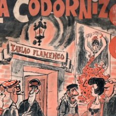 Coleccionismo de Revistas y Periódicos: LA CODORNIZ Nº 1313 - 15 I 1967. Lote 178932970
