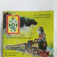 Coleccionismo de Revistas y Periódicos: REVISTA JUVENIL VIDA Y LUZ N° 109 AÑO 1977. Lote 178947617