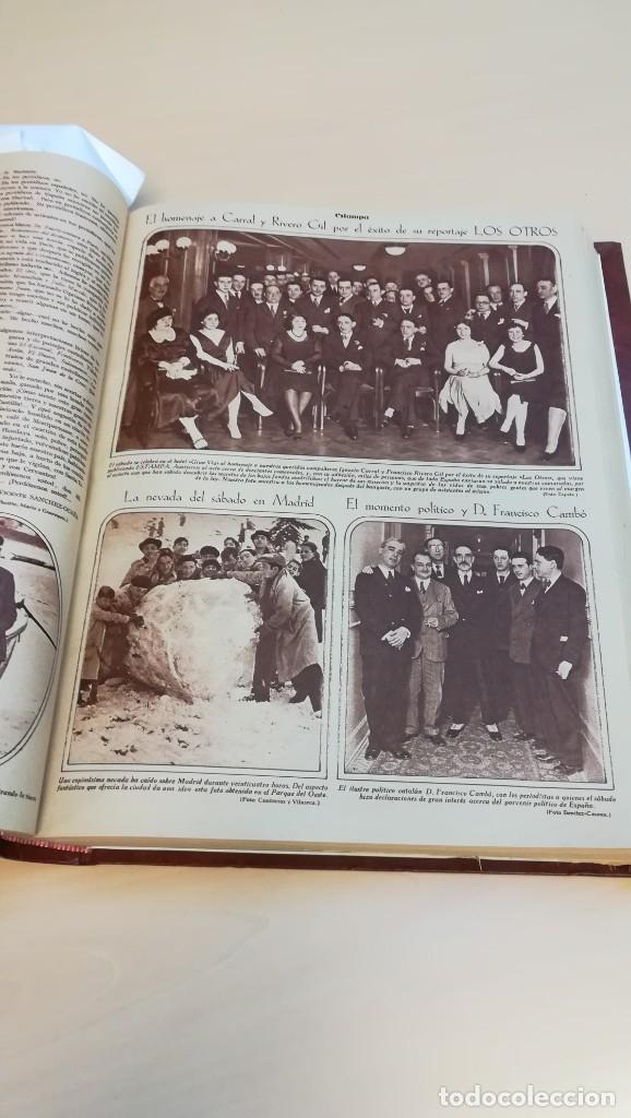 Coleccionismo de Revistas y Periódicos: LOTE REVISTAS ESTAMPA AÑO 1928 A 1935 - Foto 3 - 178968270